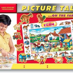 PICTURE TALK – ON THE FARM