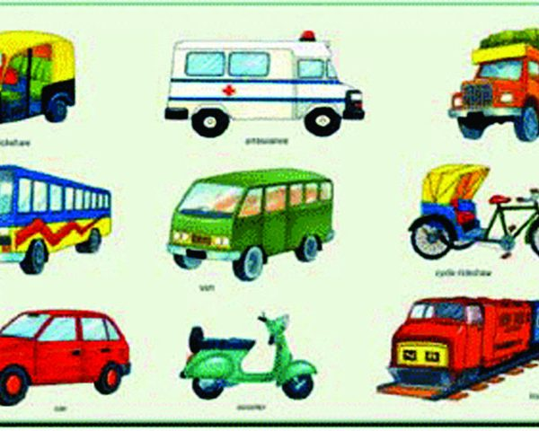 PLAY AND LEARN PUZZLES- LAND TRANSPORT