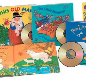 SING ALONG READ ALONG CLASSICS WITH CD