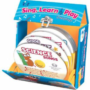 SING  LEARN AND PLAY CD COLLECTION
