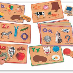 ALPHABET SOUNDS PICTURE PUZZLE.