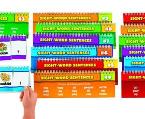 FLIP & READ SIGHT-WORD SENTENCES