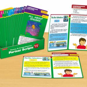 FLUENCY & COMPREHENSION SCRIPTS – GR 1&