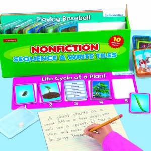 NON-FICTION SEQUENCE & WRITE TILES