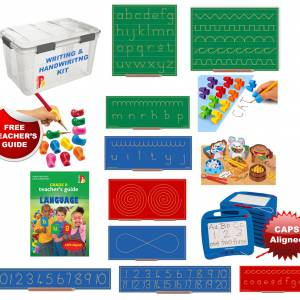 WRITING AND HANDWRITING KIT