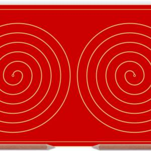 DOODLE BOARD – DOUBLE SPIRAL 8