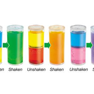 COLOUR DISCOVERY TUBES