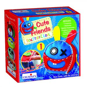 CUTE FRIENDS 1