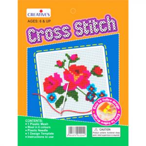 CROSS STITCH 7 – FLOWERS