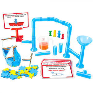 WATER PLAY STEM EARLY LEARNING