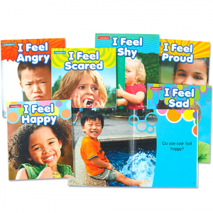 MOODS AND EMOTIONS BOOK SET