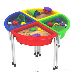 SAND AND  WATER PLAY SET 02 (OVAL)
