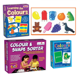 Brite Idea Fun with Colours Gift Pack