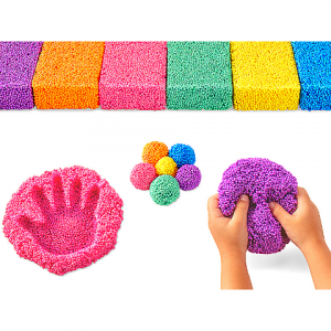 SQUISH AND SQUEEZE SENSORY SHAPES