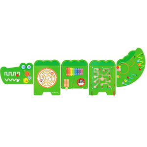 SET OF 5 MULTIFUNCTIONAL WALL TOY