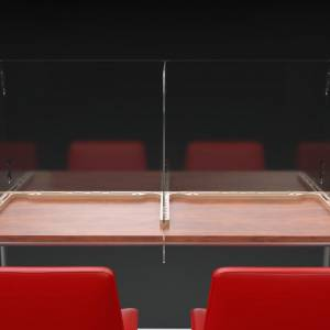 Desk Separator