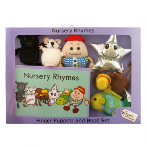 NURSERY RHYMES – TRADITIONAL STORY SETS