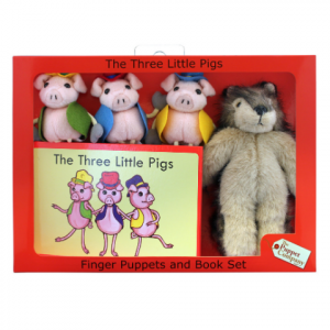 THE THREE LITTLE PIGS –  TRADITIONAL STORY SETS