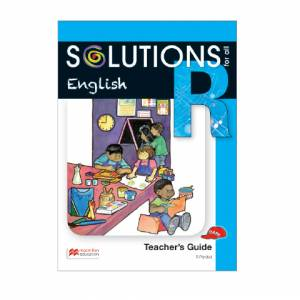 GRADE R SOLUTIONS FOR ALL ENGLISH PACK